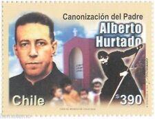 Chile 2005 #2166 Canonizacion Padre Alberto Hurtado MNH