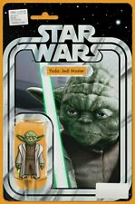 STAR WARS #66 JTC Yoda Jedi Master Star Wars Action Figure Variant Cover