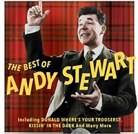 Andy Stewart - The Best Of Andy Stewart [CD]