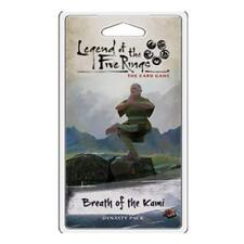 Breath Of The Kami Dynasty Pack Legend Of The Five Rings Card Game L5C09