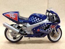 Suzuki GSXR #46 Race Motorcycle 1/18 Racing 600 750 GSX-R Track day SBK