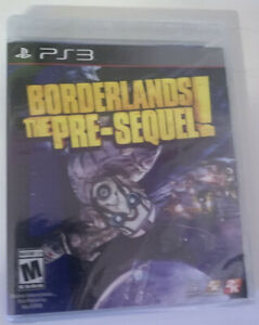 Borderlands: The Pre-Sequel (Sony PlayStation 3, PS3 2014) New