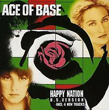 Happy Nation, Ace of Base, Used; Good CD