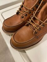 """Red Wing 10875 Oro Legacy Men's Boots - Oro Legacy, 6"""" US 10.5 Wide"""