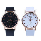Fashion Chic Women Watches PU Leather Band Quartz Wrist Watch Sport Gift