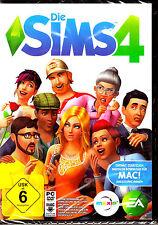 Die Sims 4 PC DVD ROM/Mac Spiel NEU Hauptspiel
