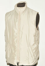 BARBOUR D293 QUILTED  WAISTCOAT BEIGE SMALL