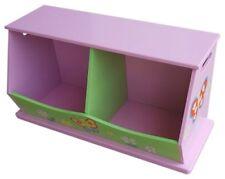 Meubles de maison roses papillons pour enfant