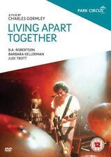 Living Apart Together [DVD] B.A. Robertson Brand NEW UK Stock Judi Trott Movie