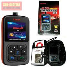 i810 OBD2 Diagnosegerät OBD Handscanner Motor Getriebe Live Daten uvm. MOTOR +++
