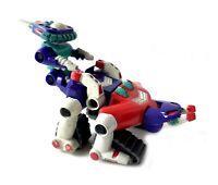 "Scorpeedo Vintage Micro Machines Z-Bots Linkbots 2"" Mini Figures Lot 1993 90s"