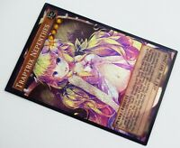 Traptrix Nepenthes YUGIOH orica SECRET RARE proxy altered art alternative