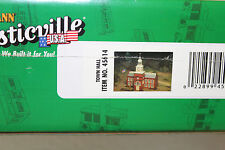 O Scale Plasticville Bachmann Town Hall  #45614