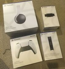 Sony PlayStation 5 PS5 Accessories Bundle (No-Console)