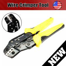 Winholder Wire Crimper Stripper Tool Ratcheting Electrical Cutting Terminal