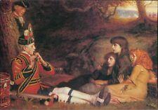 Sir John Everett Millais. Idyll Of 45.   Medici   RJ.1362