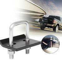 Anti Rattle Hitch Tightener Bracket Tongue Tow Bar Truck Caravan Trailer Lock