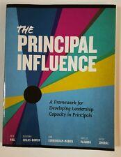 Principal Influence Book Framework for Developing Leadership 2016 FREE SHIPPING