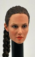 12 Inch 1/6 Scale Head Sculpt Angelina Jolie