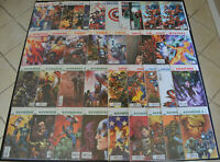 ULTIMATE AVENGERS, THOR, MYSTERY (39) Book Comic LOT (Marvel) #1 2 3 4 5 6 (NM+)