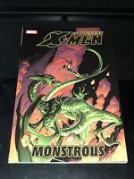 New! Astonishing X-Men Monstrous TPB Marvel Comics Graphic Novel