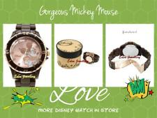 RARE Collectible DISNEY Mickey Mouse Watch Strictly Ladies Collection Model MK21