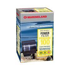 MarineLand Penguin 100 GPH BIO-Wheel Power Filter 10-20 Gallon, 100 GPH