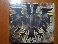 Acido -  Al Ataque Uruguay 80´s Power Metal RARE! Slipcase Version