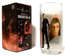 """STAR TREK """"SPOCK"""" 2008 Collector""""s Burger King Drink Glass NEW IN BOX!!"""