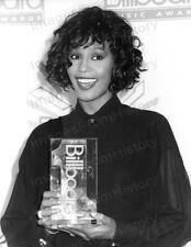 8x10 Print Whitney Houston Billboard Music Awards 1991 #WHBM