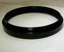series VIII Filter Holders Adapter ring 66.5mm male to female threads
