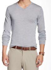 NWOT Ted Baker Bedmont Long Sleeve  V-Neck Sweater Mens Size 3