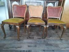 Holzstuhl, Dekostück, Antik, Art deco, 3 x alte Stühle