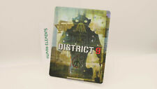 DISTRICT 9 - Lenticular 3D Flip Magnet Cover FOR bluray steelbook