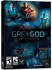 Grey Goo: War is Evolving Collector's Edition PC