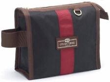Para Hombre Bolsa De Lavado Neceser Negro Y Rojo De Lujo Bolsa de viaje por Otis Batterbee