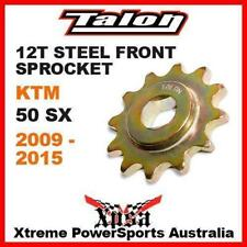 Gold Motorcycle Front Sprockets