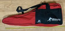 Absolute Fencing Gear Heavy Duty Nylon Equipment Carry Bag~Red/Black