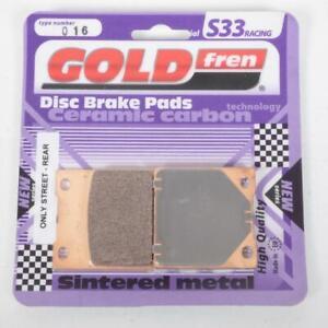 Brake Pad Gold Fren For Suzuki 1200 GSF Bandit N 1996 To 2000 Ard
