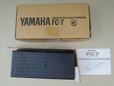 YAMAHA FC7 FC 7 Professionnal Volume Expression pedale de controle temps réel