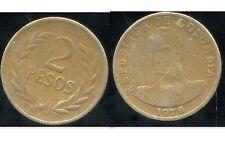 COLOMBIE 2 pesos  1978