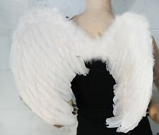 Feather Angel Wings Secret Dark Fairy Good Victoria Sexy Red White Fancy Dress