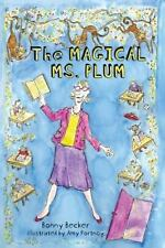 The Magical Ms. Plum-ExLibrary