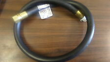 "Rv Camper Trailer 3/8"" MPT 3/8"" Flare  LP Propane Gas Hose High Pressure 30"""