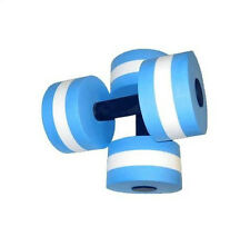 MEDIUM Pair of Pool Dumbbell Aquatic Therapy Pool High Quality Foam Weight 6013