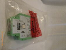 Red Lion Controls IFMR 120/240VAC 5A M2145D Din-Rail Speed Switch New
