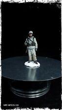 1/32 Built & Painted White Metal German Winter Infantryman (Andrea Miniatures)