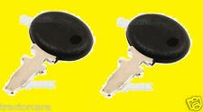 2 - Long Tractor TX10998 Ignition Switch Keys 2460 2610 350 360 445DT 560 610DTE