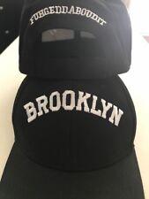 Brooklyn Fuhgeddaboudit Baseball Hat Cap Adjustable Free Shipping