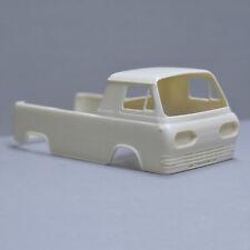 Jimmy Flintstone 1961 - '67 Ford Econoline 3 Window Pickup Resin Body   #320